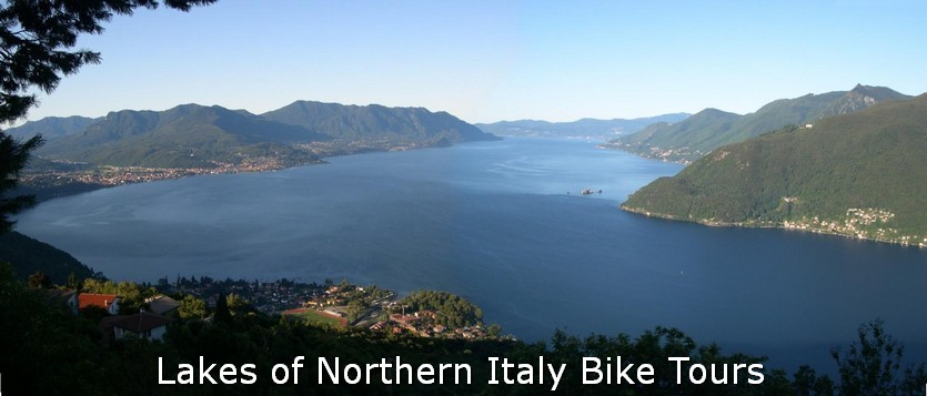 Road Cycling in Northern Italy Lakes