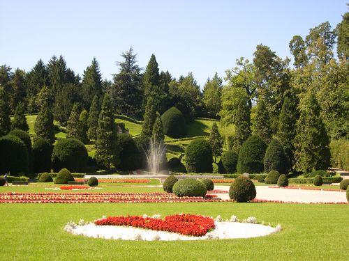 Gps varese itinerario percorso varese parchi delle - Foto giardini ville ...