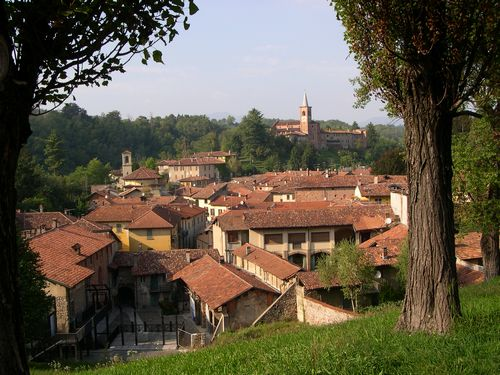 Gps varese itinerario percorso contado del seprio for Galimberti arredamenti castiglione olona