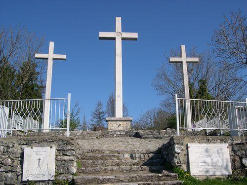 Gps varese itinerario percorso sacro monte tre croci - Pagine da colorare croci ...
